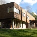 Modern Wood House Design Digsdigs