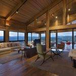 Modern Wooden House Sweeteners Homevero