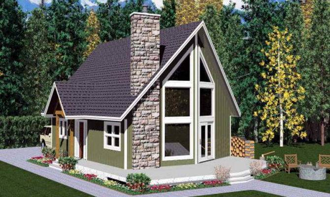 Modified Frame House Plans Elevated