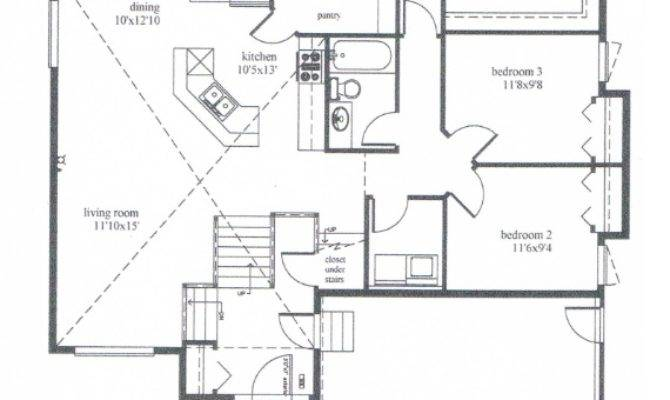 Modified Level House Plans Canada