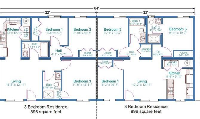Modular Duplex Tlc Homes