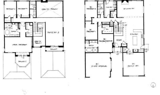 Modular Home Addition Plans Including Law Attached Second