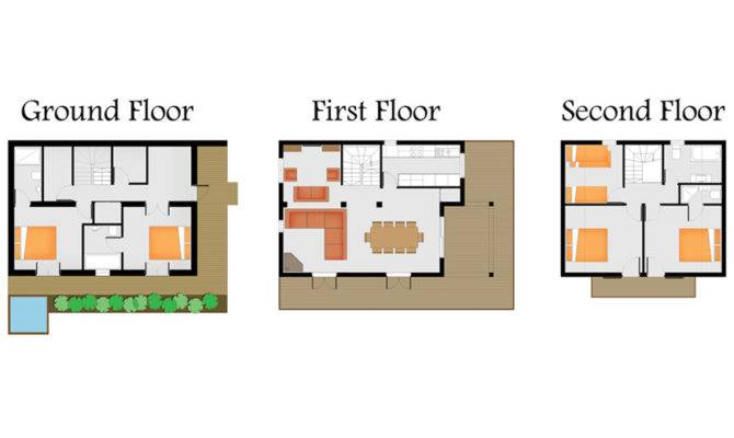 Modular Home Chalet Floor Plans