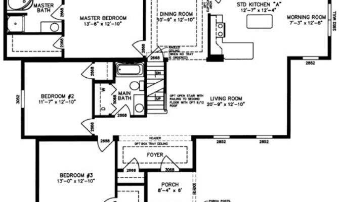 Modular Home Floor Plans Creative Design