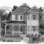Modular Home Plans Small One Two Story Victorian Homes