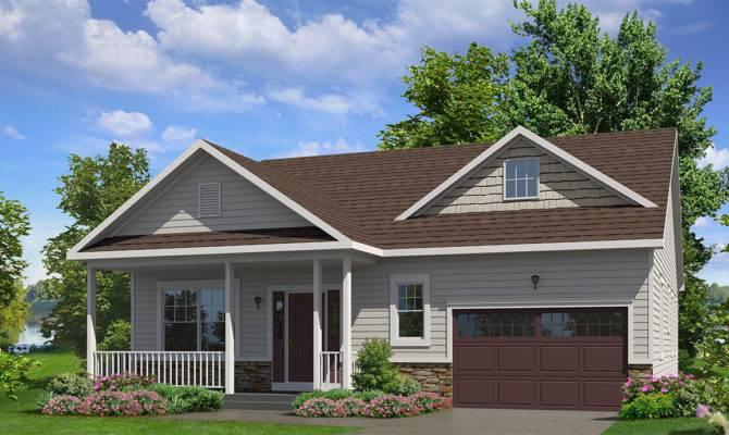 Modular Home Ranch Style