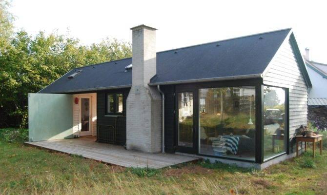 Modular Vacation House Denmark Huset Small Bliss
