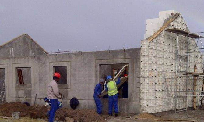 Moladi Award Winning Housing Construction Solution