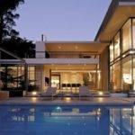 Montrose House Pool Modern Villa Saota Cape Town South Africa