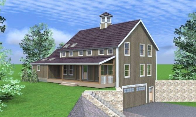 More Barn Home Plans Yankee Homes