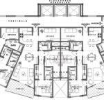 More Edificio Residencial Floor Plans Residential Building