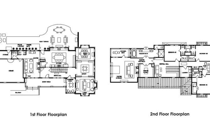 More Information Historic House Floor Plans