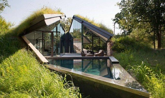 Most Amazing Underground House Designs