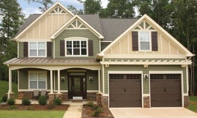 Most Popular Home Siding Colors
