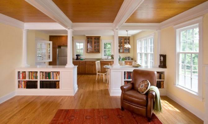 Mother Law Suite Craftsman Kitchen New York