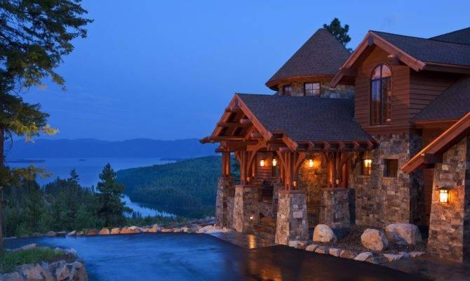 Mountain Architects Hendricks Architecture Idaho Custom