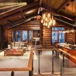 Mountain Cottage Interior Design Plans Home