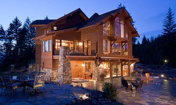 Mountain Home Outdoor Living Decks Patios Bar Fire Pits Spa