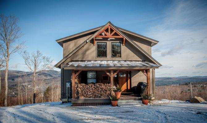 Mountain Homes Yankee Barn