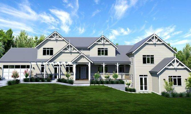 Mountain Homestead Storybook Designer Homes