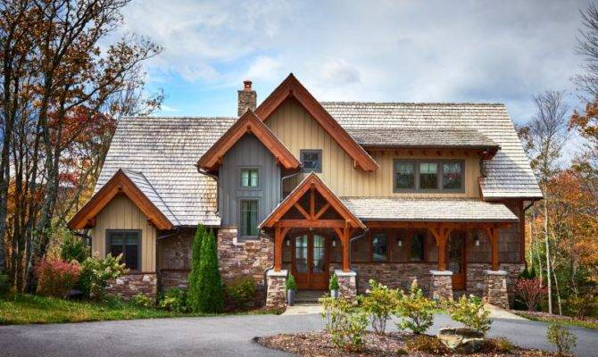 Mountain Rustic Plan Square Feet Bedrooms