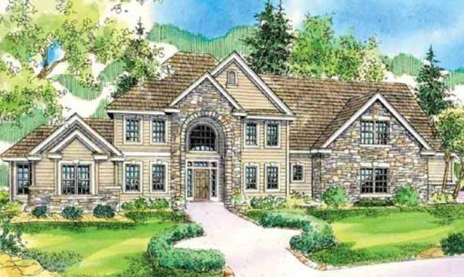 Mountain Style House Plans Northwest