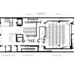 Movie Theater Floor Plan