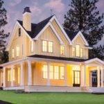 Muddy River Design Modern Farmhouse House Plan Bend Oregon