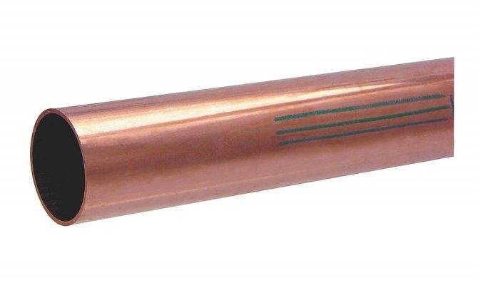 Mueller Industries Type Copper Tubing Jet