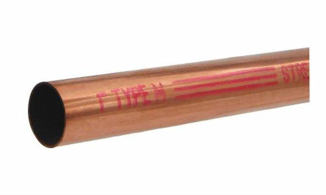 Mueller Industries Type Copper Tubing