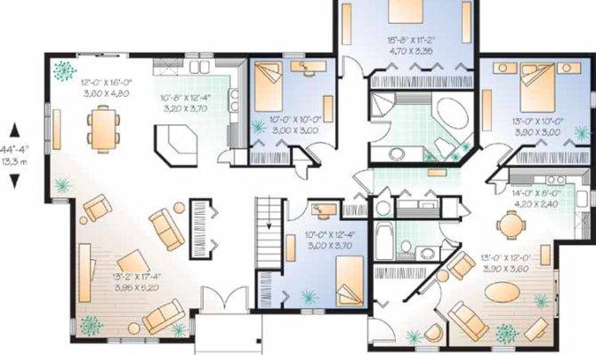 Multi Generational House Plans Joy Studio Design Best