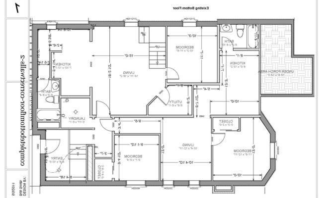 Multi House Plans Unit Home Floor Clipgoo