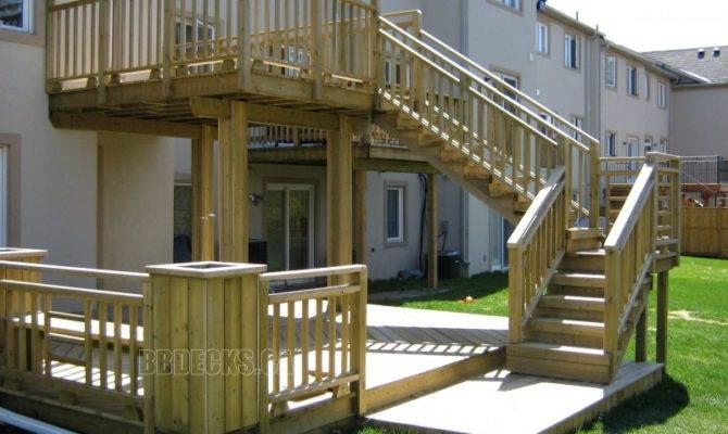 Multi Level Deck Designs Decks