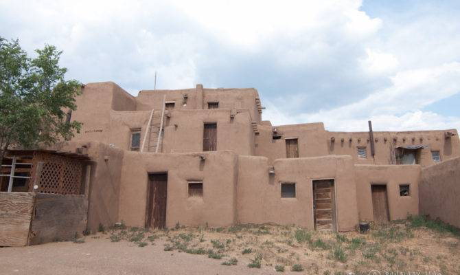 Multi Story Adobe House Taos Pueblo Runawayjuno Flickr