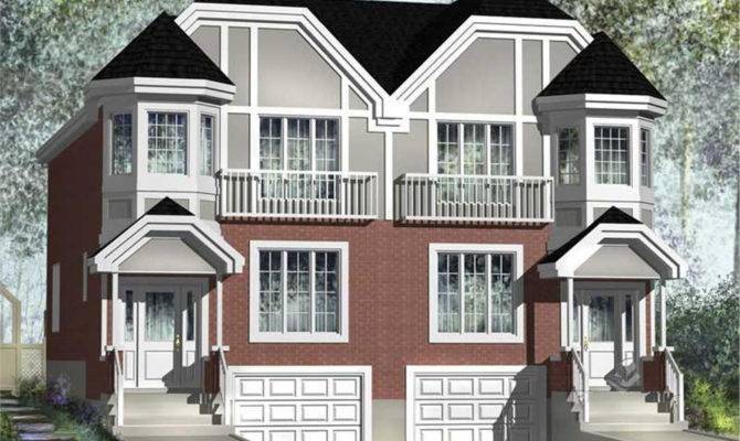 Multi Unit House Plan Bedrm Per