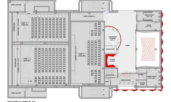 Multiplex Floor Plan Layout Architect