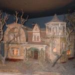 Munsters House Production Miniature Hollywood Movie