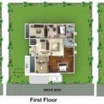 Myans Luxury Villas Floor Plan