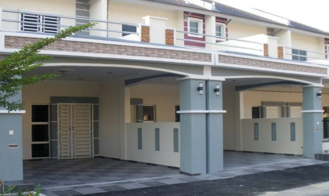Naluri Kehidupanku Rumah Idea Car Porch Roof Design