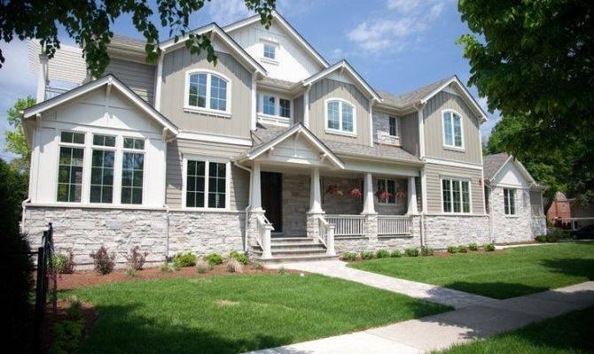 Nantucket Style Home Oakley Builders Pinterest