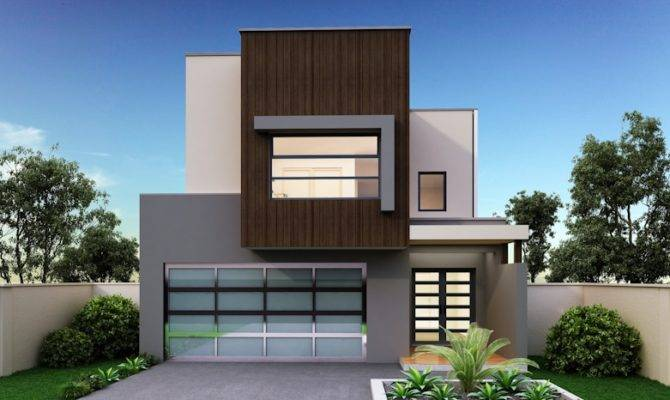 Narrow Home Designs Sydney Best Block