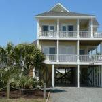 Narrow Lot Beach House Plans Small Story Pilings