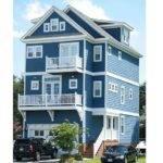 Narrow Lot Beach House Plans Smalltowndjs