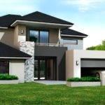 Narrow Lot Home Designs Two Storey Rosmond Custom