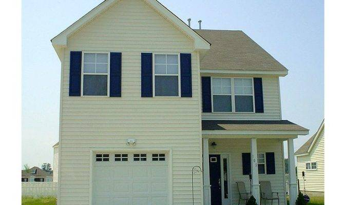 Narrow Lot House Plans Two Story Home Plan