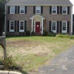 Need Ideas Colonial House Front Beds Photos Landscape