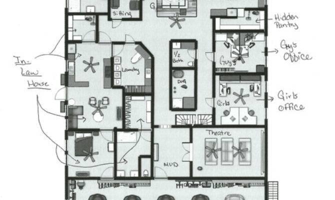 Need Multi Generational House Plan Help