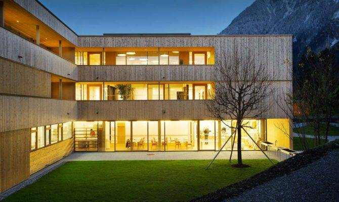 Nenzing Nursing Home Dietger Wissounig Architects