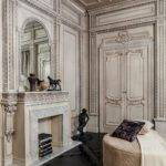Neoclassical Art Deco Features Two Luxurious Interiors