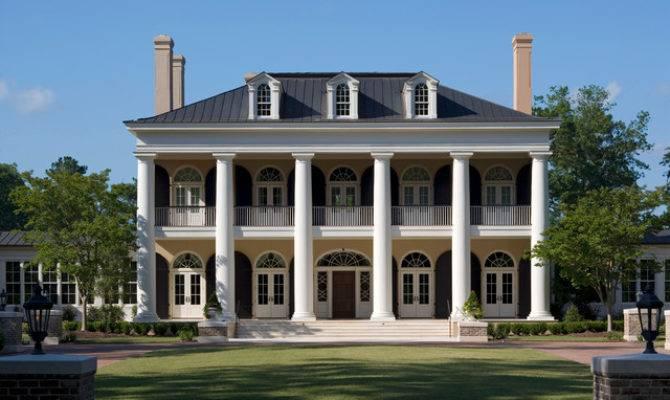 Neoclassical Estate Bluffton South Carolina